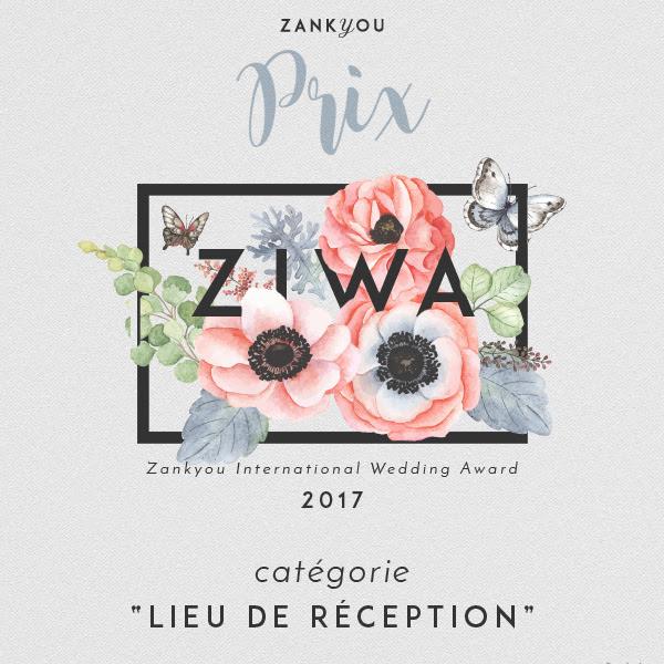 meilleur lieu de réception 2017 bastide Toursainte Marseille mariage